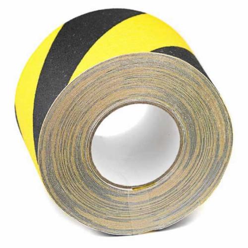 Self Adhesive Anti-slip Tape Yellow/Black 1x18.3m