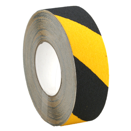 Self Adhesive Anti-slip Tape Yellow/Black 50mmx18.3m