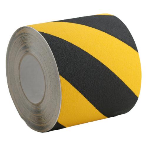 Self Adhesive Anti-slip Tape Yellow/Black 300mmx18.3m