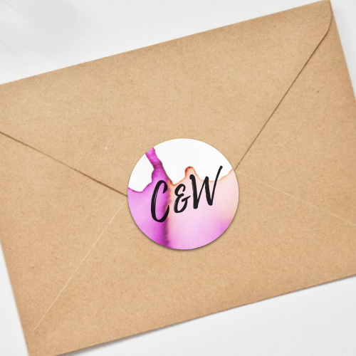 Wedding Envelope Seal