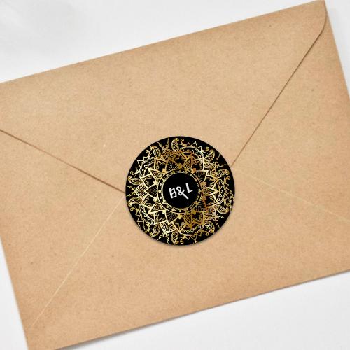 Wedding Envelope Seal