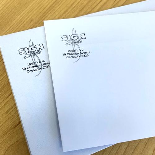Custom Printed Envelope