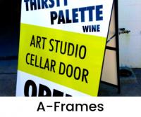 a frame newcastle