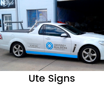 ute signs